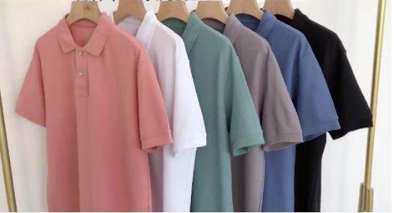 Polo衫定制  怎么选择款式